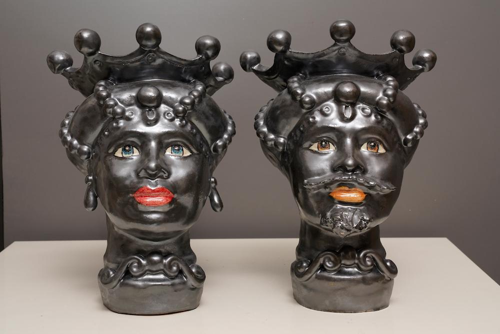 teste ceramiche Scarlatella
